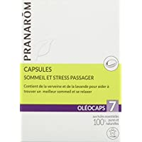 Pranarôm Science Oléocaps 7 Sleep and Brief Stress 30 Capsules preisvergleich bei billige-tabletten.eu