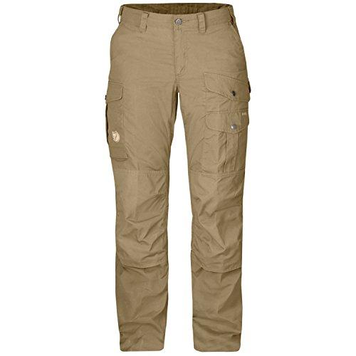 Fjällräven Barents Pro Donna Trousers W Pantaloni Lunghi - sabbia