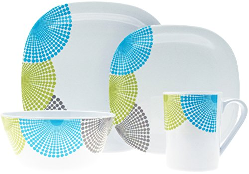 Price comparison product image Royal Dotty 16 Piece Melamine Dining Set