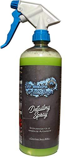 Detailing Spray 750ml Reiniger für die wasserlose Autowäsche   Detailer   Glanzspray   Autoshampoo   Lackreiniger   Autopflege