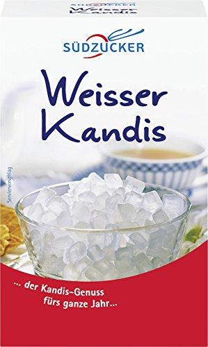 Südzucker Kandiszucker weiß, 2er Pack (2 x 500 g)