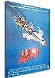 Instabuy Poster Locandina - L'aereo più Pazzo del Mondo 2 - Formato (42x30 cm)