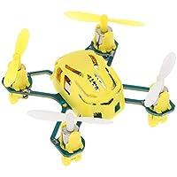 GoolRC Hubsan Q4 H111 2,4G 4 Canales 6 Ejes Gyro RTF Rc Mini Quadcopter Drone con luz
