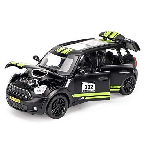 AILING Sport Official Licensed Remote Control Car 1:24 für Kinder und Erwachsene mit funktionierenden LED-Leuchten, Funkfernbedienung (Remote-control Bmw Car)