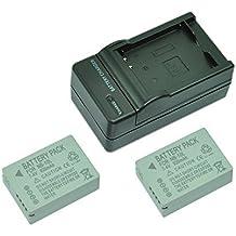 MP power @ 2x sostituzione batteria NB10L nb10l NB-10L 920 mah 7.4V + caricabatteria per Canon Powershot G1 X G15 G16 SX60 HS SX40 HS SX50 HS G3X