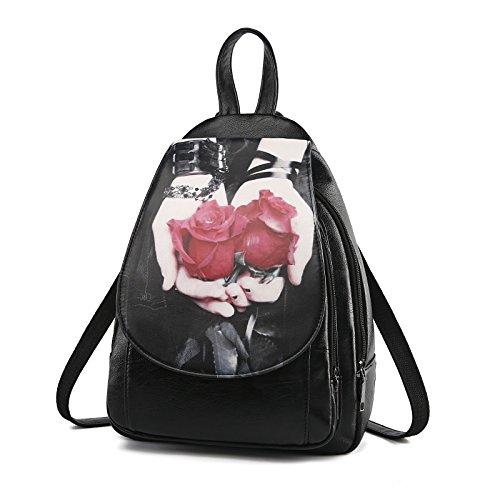 Mefly Il Nuovo Pack Di Marea Spalle Solo Di Spalla Double Rose Double rose