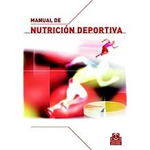 Manual de nutrición deportiva (Color) (Spanish Edition)