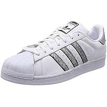 Adidas Superstar W, Chaussures de Fitness Femme