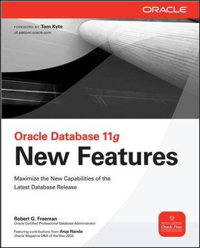 Oracle Database 11g New Features (Oracle Press) -