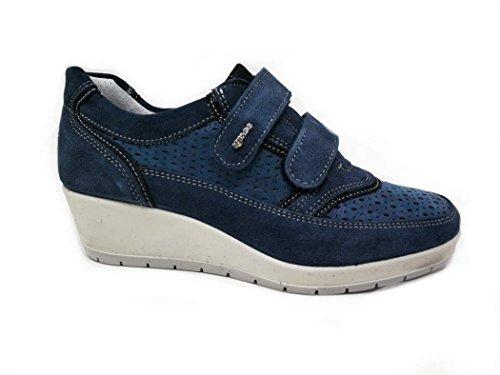 IGI&CO Sneaker Donna. MainApps Blu