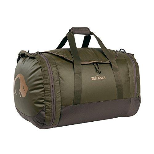 Tatonka Travel Duffle L Tasche, Olive, 55 x 34 x 35 cm -