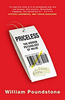 Priceless by [Poundstone, William]
