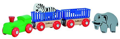 Eichhorn Holzlokomotive, »Lokschuppen