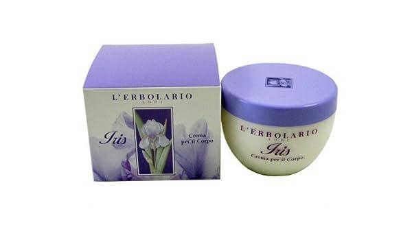 eb21c8fc409cc5 Iris Body Cream by L'Erbolario Lodi: Amazon.co.uk: Beauty