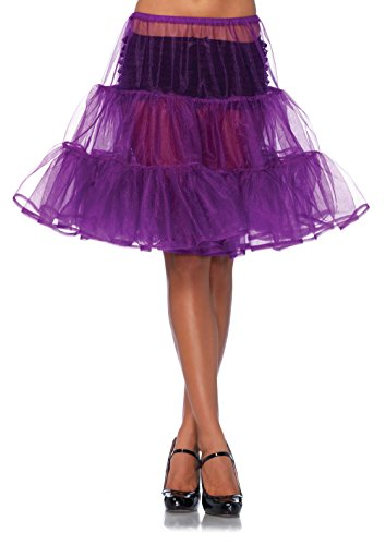 ge Petticoat Rock, One size, Grape (Halloween Kostüme Für Frauen Paare)