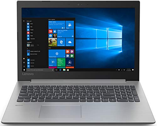 Lenovo Ideapad 330-15IKBR - Ordenador Portátil 15.6' HD (Intel Core i5-8250U, 4GB de RAM, 128GB de SSD, Intel UHD Graphics, Windows10) Gris. Teclado QWERTY español