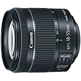 Canon EF-S 18–55F/4–5.6IS STM