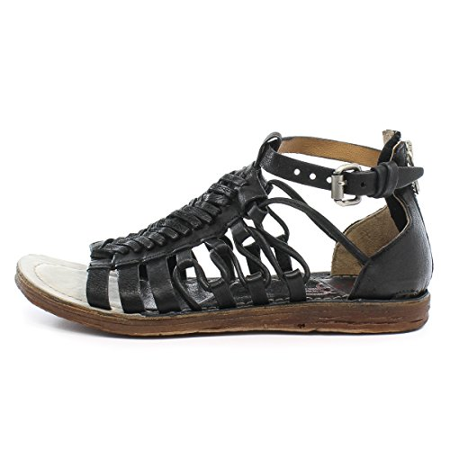 A.S.98 Sandalen Ramos 534033-101 Nero Artic Airstep as98 Nero/Artic