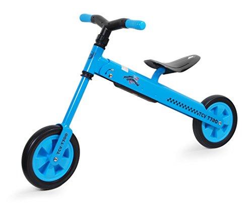 SMJ sport Bambini Folding Balance Bike, Bambini, Folding Balance Bike, Blau, Taglia unica