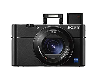Sony RX100 V Advanced Compact Premium Camera with 1.0-Type Sensor, 24-70 mm F1.8-2.8 Zeiss Lens, Superior AF Performance, 4K Movie (DSC-RX100M5A) (B07FYGF9NW) | Amazon price tracker / tracking, Amazon price history charts, Amazon price watches, Amazon price drop alerts