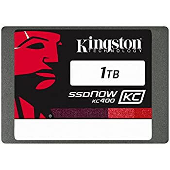 Kingston KC400 SSDNow - Disco Duro sólido de 1 TB (SATA 3, 2.5