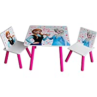 Disney - Frozen. WD16111. Set 2 chairs + table