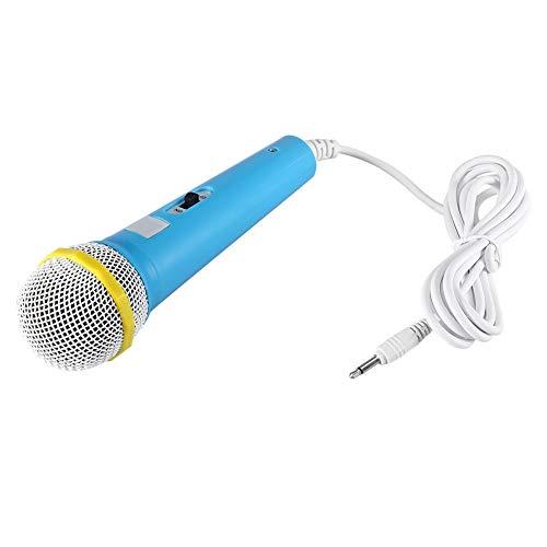 Taidda Kinder Kindermikrofon, Musikvideo Storytelling Party Mikrofon für Kinder(1#)