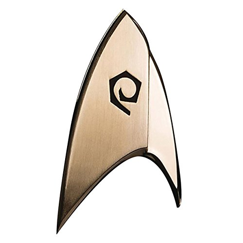 Star Trek Discovery Insignia Operations - Uniform Abzeichen offizielles Replica (Uniform Offizielle)