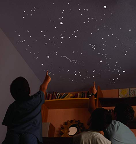 270 Estrellas Fluorescentes