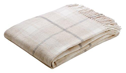 Plaid Aus 50% Baumwolle & 50% Polyacryl hergestellt