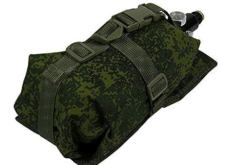 Air Tanks Pouch Bag m.o.l.l.e Horizontal (0,8–1,8L) 35CI 48ci 50CI 68ci, EMR pixel