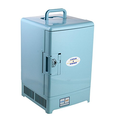 Preisvergleich Produktbild RUIRUI-15L Kühlschrank, Güter mit doppeltem Verwendungszweck, Auto Kühlschrank, Weinkühlschrank, elektronische hot-box