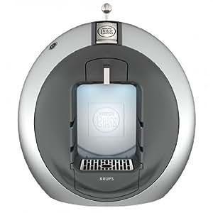 Krups YY4001FD Machine à Expresso Nescafé Dolce Gusto Circolo Gris métal