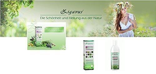 Zigavus Nutritive Revitalisant Traitement des cheveux avec 12 Herbes 250ml - Adapté pour tous les types de cheveux - Testé sous contrôle dermatologique