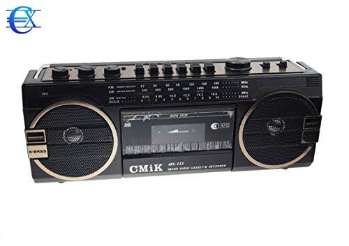 Radio Cassette USB SD PORTATIL MK-133