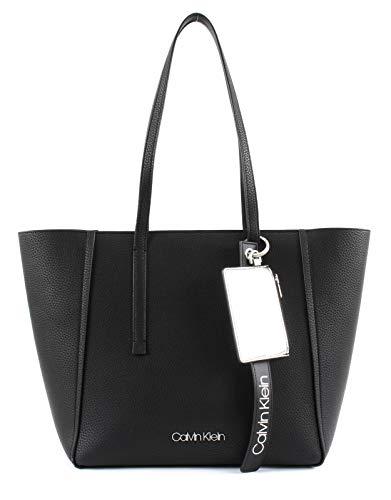 Calvin Klein CK Base Medium Sac Shopper Black
