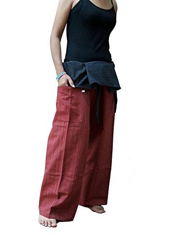 benthain-products-pantalon-de-yoga-pour-femme-2-couleurs-taille-unique-100-coton-motif-a-rayures-dau