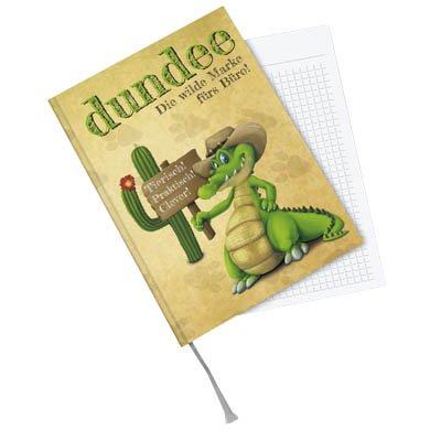 Preisvergleich Produktbild Dundee Notizbuch A5 kariert 1 Stück