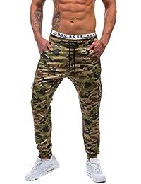 2f45913c8fa75 Amazon.es  Amarillo - Pantalones   Hombre  Ropa