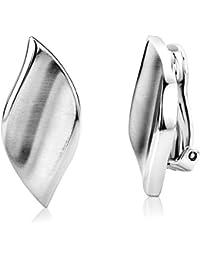 Miore Damen-Ohrclip 925 Sterling Silber