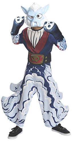 Skylanders Giants Night Shift Kinder Jungen Halloween Fasching Karneval Kostüm (152-164)