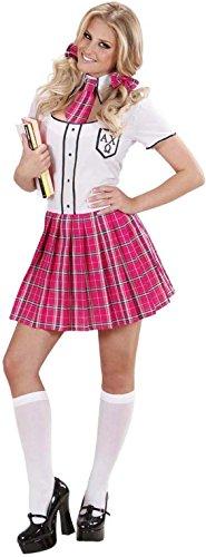 Widmann 74651 - Erwachsenenkostüm Schulmädchen, Größe (Kostüme Girl Deutsche)