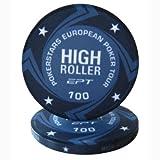Fiches Ceramica EPT High Roller Replica Valore 100