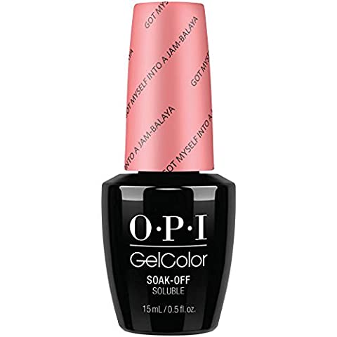 OPI GelColor - Spring 2016 New Orleans Collection - Got