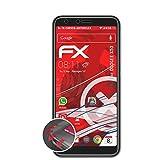 atFolix Schutzfolie passend für DOOGEE X53 Folie, entspiegelnde und Flexible FX Displayschutzfolie (3X)