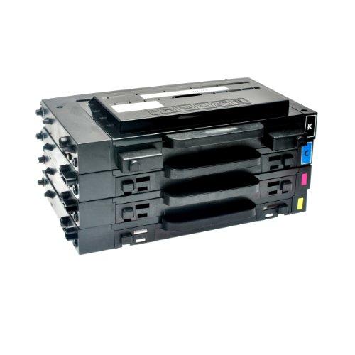 Preisvergleich Produktbild 4 Toner Für Samsung CLP500 CLP550 A G N NA R CLP-500D7K 500D5C 500D5M 500D5Y