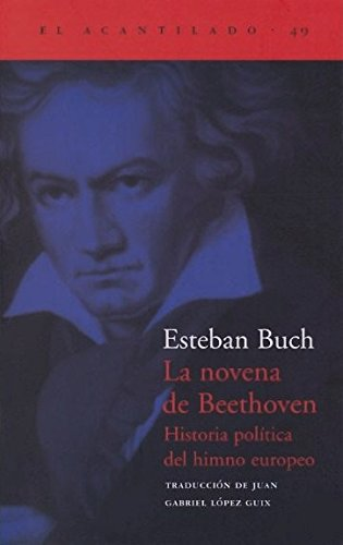 La novena de Beethoven (El Acantilado)