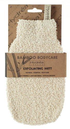 Gant de Toilette Exfoliant En Bambou Naturel