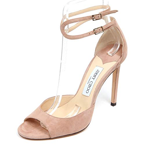Jimmy Choo F6034 Decollete Donna Light pink Lane Scarpe Shoe Woman [38]