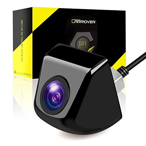 Car rover® ad alta definizione fotocamera ccd impermeabile macchina fotografica di retrovisione con ampio angolo di visione (nero)
